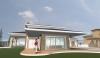 Вилла в самом дорогом районе Лимассолы  план первого этажа предусматривает три зоны отдыха