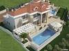 Особняк Green Hill Mansions  Крытая пергола для приема гостей