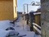 дом для круглогодичого проживания в Новолуговом Въезд с двух сторон Участок огорожен
