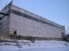 Производственно-складское помещение холодный склад с башенным краном