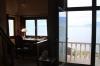 Вилла с собственным пляжем Греция гора Пилеон залив Волос Кабинет кабинет ы выход на терассу с видом на залив.