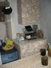 Дом в Искитимском районе кухня