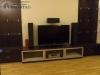 Трехкомнатная квартира на Ядринцевской с качественным ремонтом Мебель в гостиной