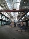 Производственно-складское помещение с железнодорожным тупиком и мостовыми кранам