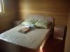 Дом для отдыха и проживания у залива Спальня в доме