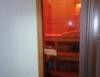 Трехкомнатная квартира в Зеленом бору Сауна
