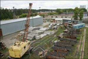 Производственно-складское помещение на территории Академгородка Территория объекта