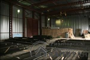 Производственно-складское помещение на территории Академгородка складское помещение