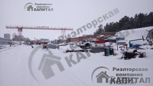 Производственно-складское помещение на территории Академгородка