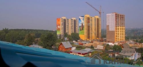 Универсальное помещение в Октябрьском районе вид с крыши