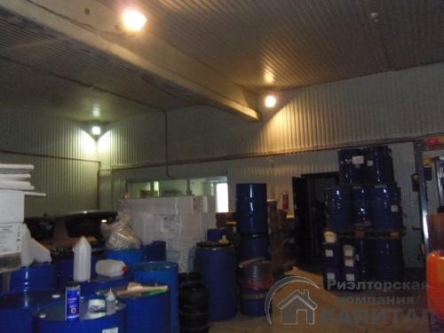Производственно-складское помещение в Октябрьском районе в Октябрьском районе Складское