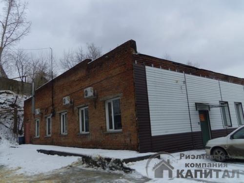 Производственно-складское помещение в Октябрьском районе в Октябрьском районе Наружные стены