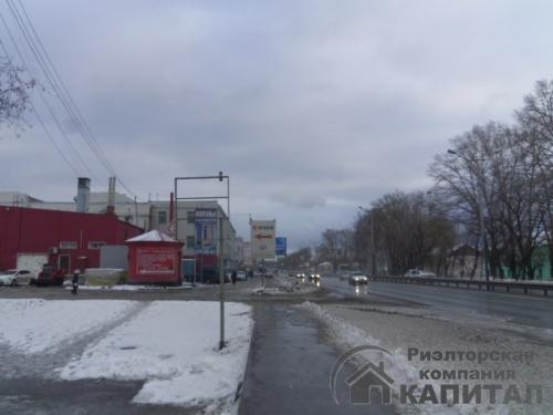 Производственно-складское помещение в Октябрьском районе в Октябрьском районе Въезд состороны Большевисткой