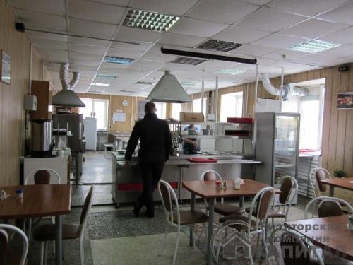 Производственно-складское помещение база в Советском районе Столовая