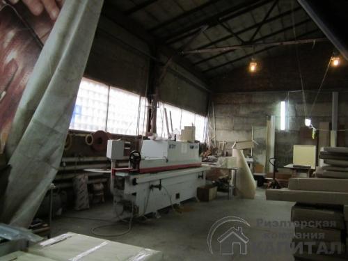 Производственно-складское помещение база в Советском районе