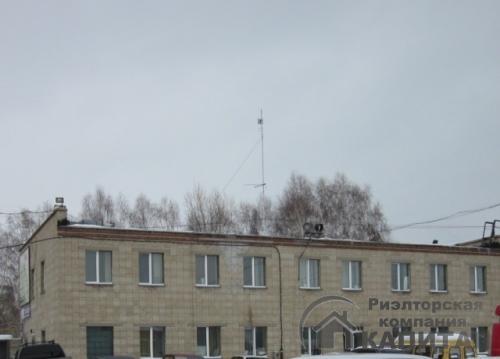 Производственно-складское помещение база в Советском районе Административное здание Административное здание площадью 700кв.м.