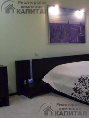 Трехкомнатная квартира элитная на Салтыкова -Щедрина Спальня, площадью 25кв С выходом на лоджию