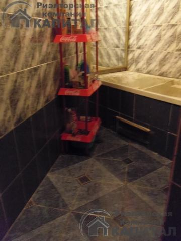 Трехкомнатная квартира на Большевистской рядом Речной вокзал Ванная комната