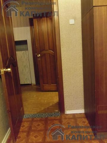 Трехкомнатная квартира на Большевистской рядом Речной вокзал коридор