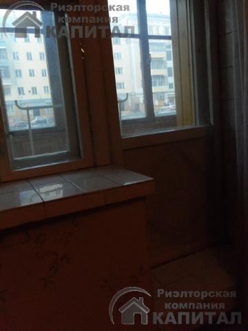 Трехкомнатная квартира на Большевистской рядом Речной вокзал Выход на лоджию