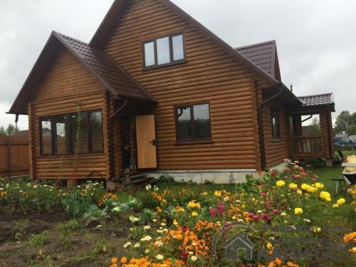 Дом новый для зимнего проживания  СНТ Синегорье