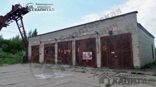 Производственно-складское помещение в Ленинском районе Гараж Площадь гаража 230 кв.м.