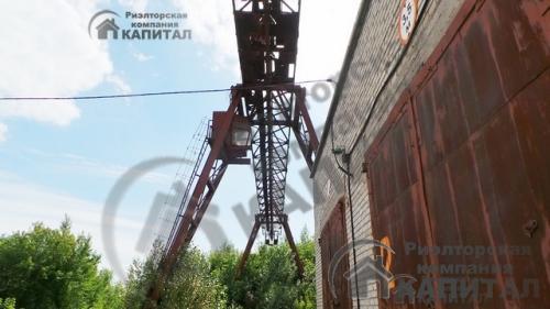 Производственно-складское помещение в Ленинском районе Железнодорожные пути